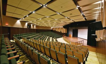 Auditorium Complex and Cafeteria for Mody University, Laxmangarh, Rajasthan, by RMM Designs