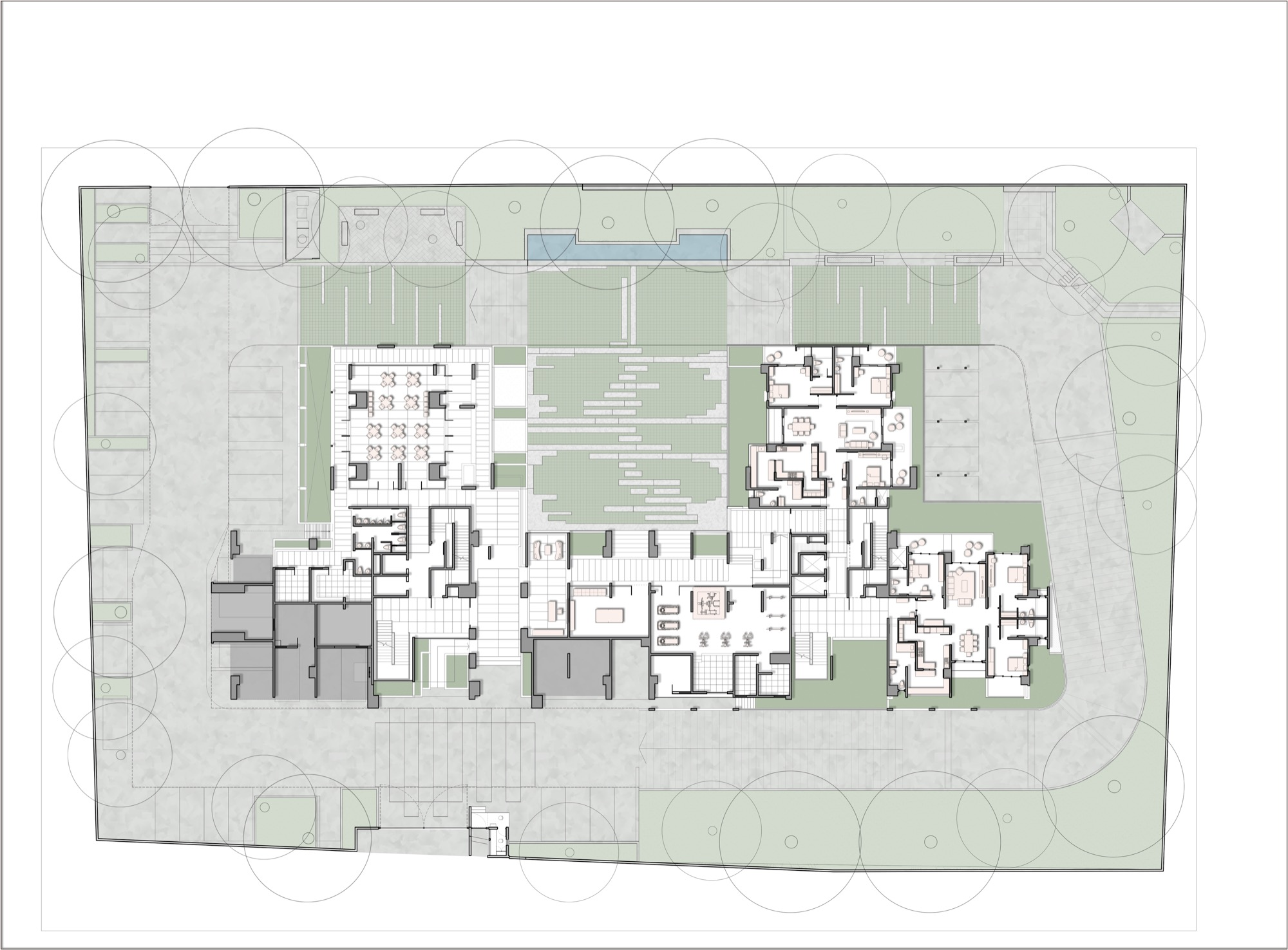 ITC Mud Fort Housing at Bengaluru, by CnT Architects 3