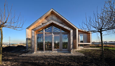 Eco Villa Nieuwveen Architectuurnl