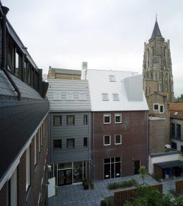 Palissade Gorkum architect Water van Meijl