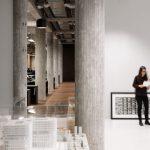interieur kantoor Kaan architecten Rotterdam
