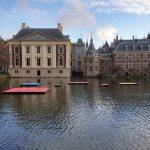 Mondriaan kleurt Den Haag