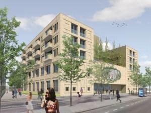 BOLO school en woningen  Amsterdam