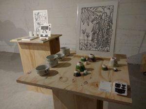 Grafisch design en keramiek Studio doeke