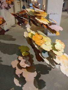 Visuele installatie Joris Kuipers