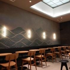 Starbucks - Hinterer Sitzbereich