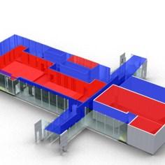 Besucherzentrum Justizanstalt Karlau - Konzept Heizung