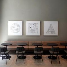 Starbucks - Sitzbereich