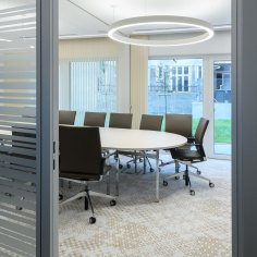 Architekt Gutmann - Büro Service & More Diefenbachgasse - Boardroom