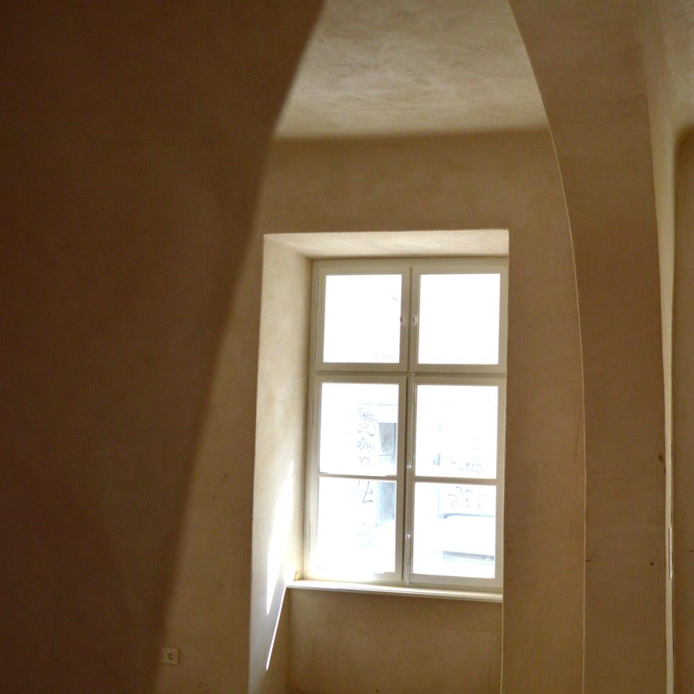 Raum nach der Renovierung