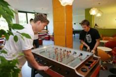Jugendgästehaus Hütteldorf - Tischfußball