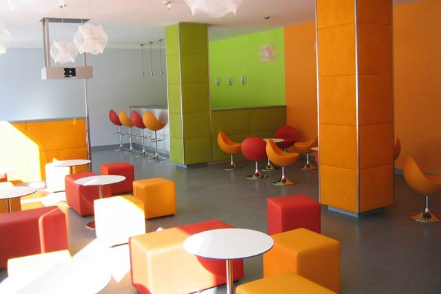 Jugendgästehaus Hütteldorf - Aufenthaltsraum
