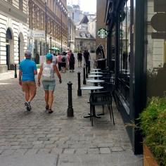 Starbucks Rotenturmstraße - Griechengasse