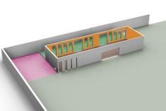 Besucherzentrum Justizanstalt Karlau - Sportschießanlage Mauern