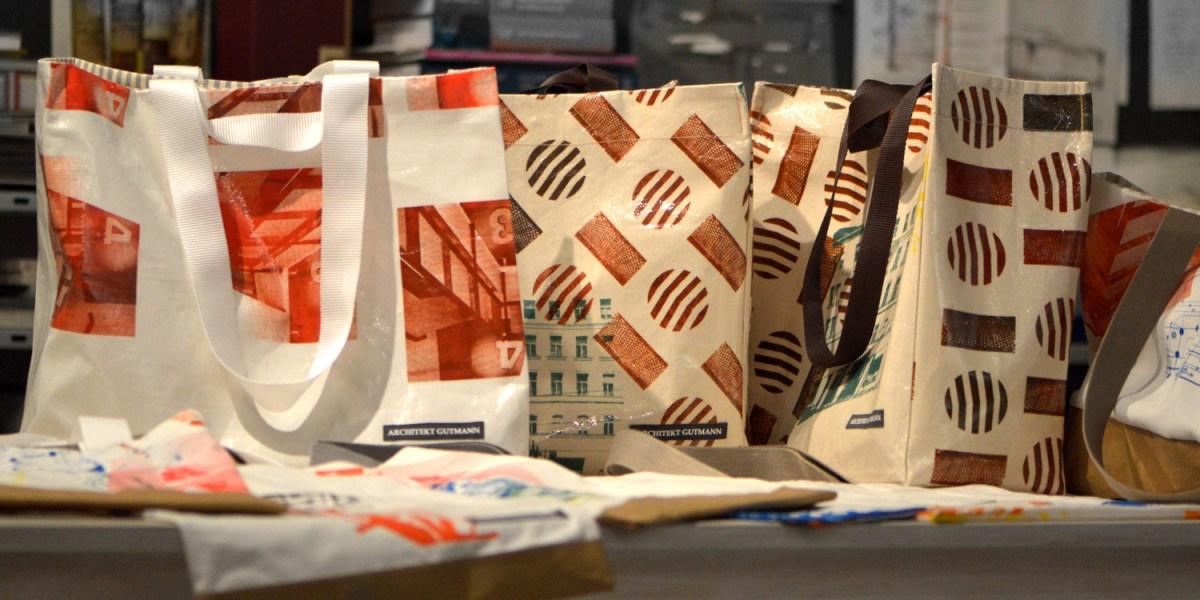 Siebdrucktaschen - Shopper Überblick