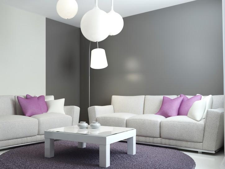 wandgestaltung wohnzimmer mit tapete - boisholz - Wohnzimmer Ideen Tapezieren