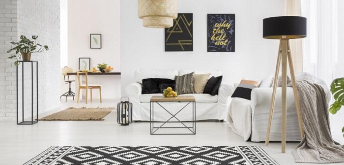 Industrial Design Alter und neuer Trend frs Wohnzimmer