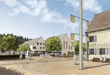 1. Preis für Silands: Ortsmitte Aystetten