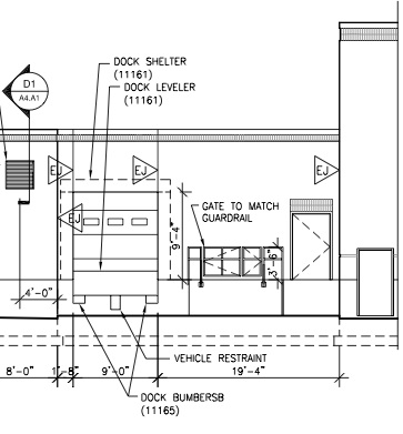 related with dock leveler schematic