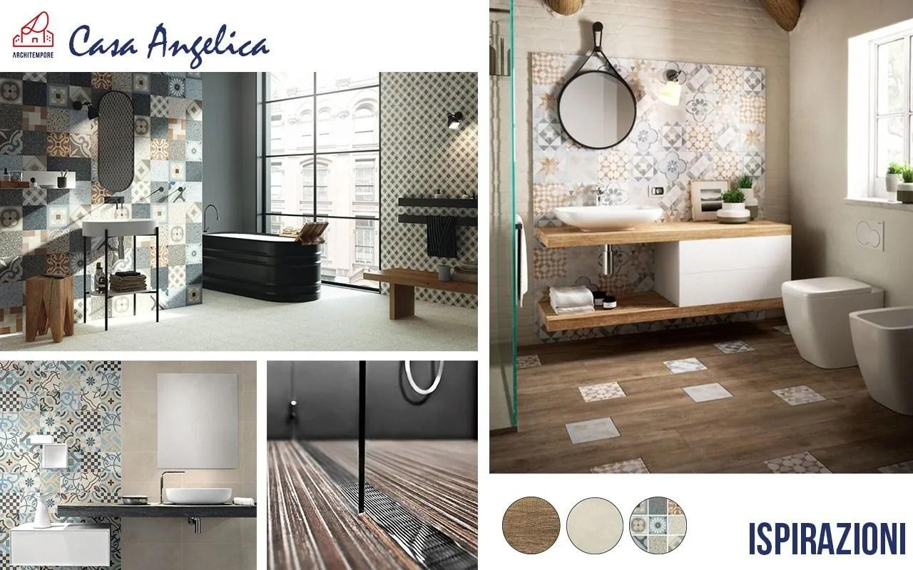 Portfolio  Arredare un bagno moderno  Architempore
