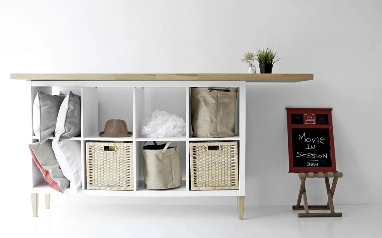 Idee Originali Per Utilizzare Lo Scaffale Kallax Ikea