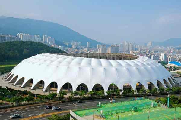 South Korea Soccer Stadium