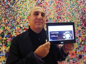 Designer Stefano Giovannoni
