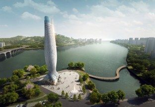 Architectural-design_Zhuhai-Observation-Architectural-design_Tower1