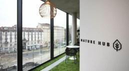 1° piano_Microsoft House_nature Hub