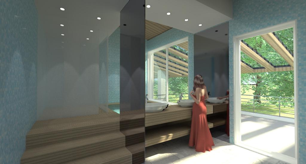 Villa con Piscina sullAdriatico esempio di Progetto Online