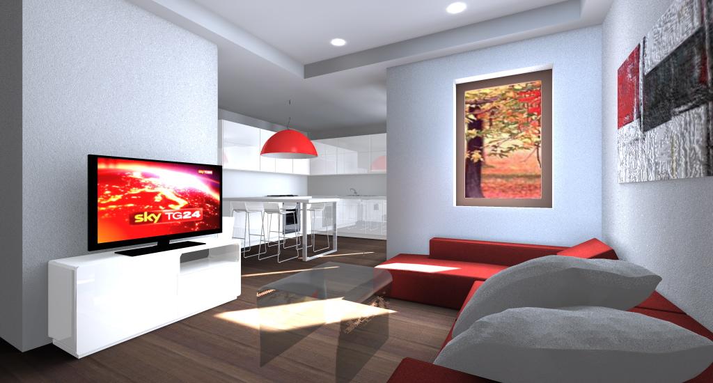 Rendere appartamento confortevole e luminoso