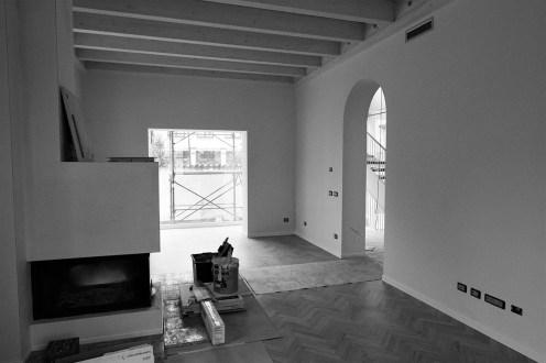 Ristrutturazione di edificio inizio '900