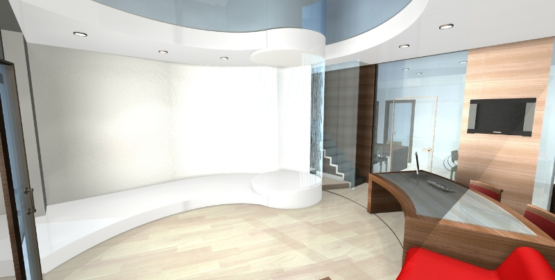 Showroomlaboratorio per il confezionamento di abiti da