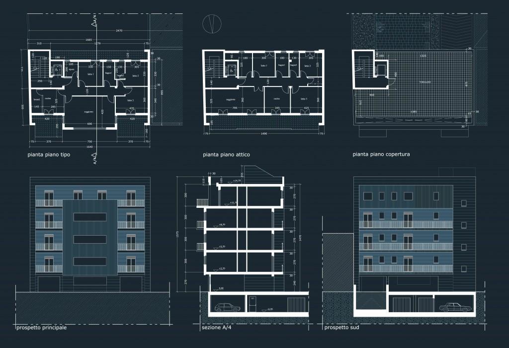 Edificio Residenziale B  Architetto Facile