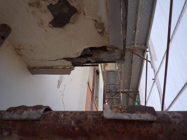 Lavori condominiali - Manutenzione straordinaria a condominio - Strutture di balconi danneggiate