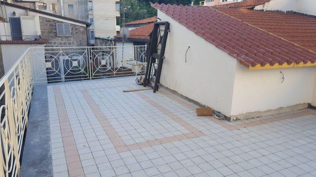 Ristrutturazione immobile - Nuovo tetto e nuova terrazza