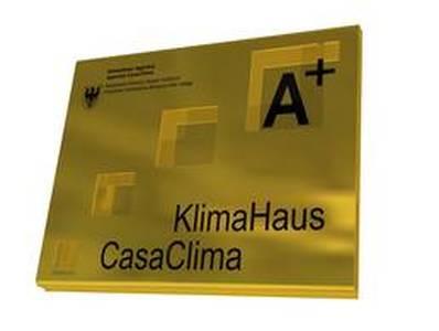 Il certificato CasaClima
