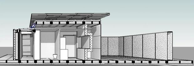Med in Italy un prototipo della casa ecologica mediterranea