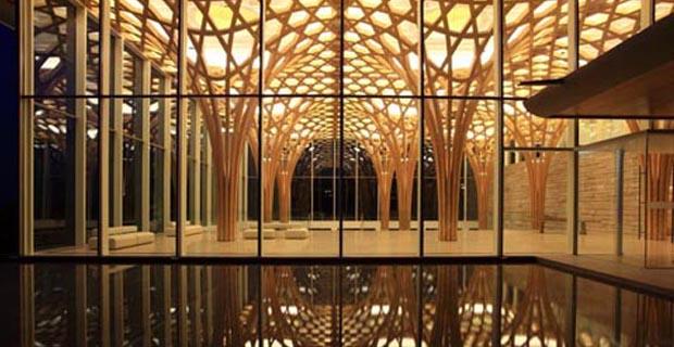 Le strutture in legno per il turismo il culto ed il tempo libero