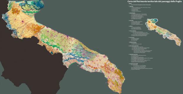 Adottato il PPTR Puglia dov la tutela del territorio