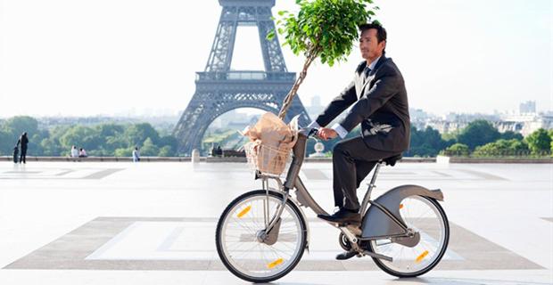 Pagati per andare a lavoro in bici Bike to Work