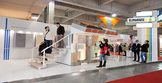 Klimahouse 2014 dal 23 Gennaio a Bolzano