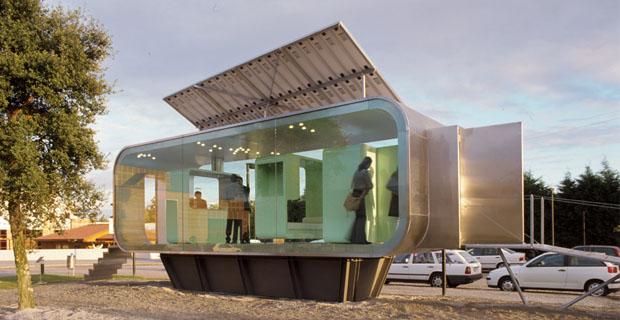 La versatilit dei moduli prefabbricati sostenibili abitazioni uffici o bar