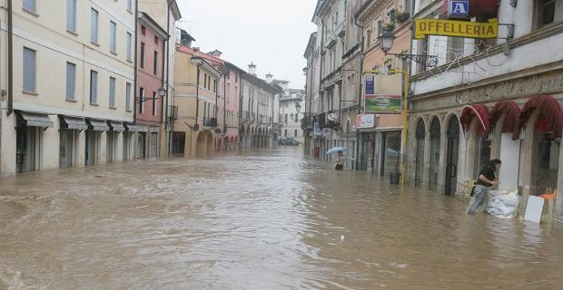 Costruire permeabile per limitare alluvioni ed inondazioni