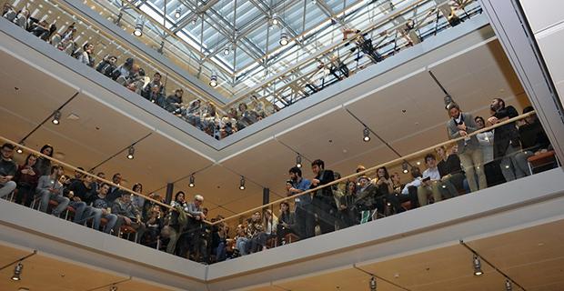 Renzo Piano la Biblioteca Universitaria di Trento  un invito alla lettura
