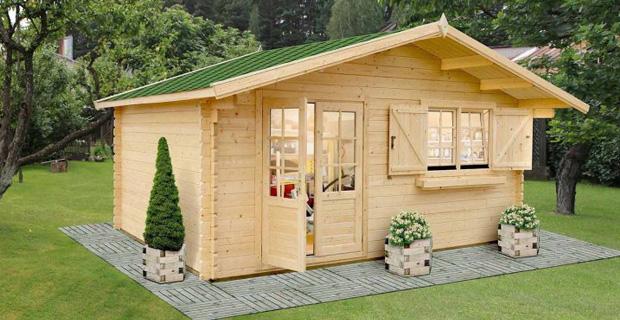 Alcune sono dotate di caratteristiche particolari come sauna ed area barbecue incorportata, completa di comignolo e panche. Casette In Legno Per Esterni Sicure Robuste Ed Esteticamente D Impatto