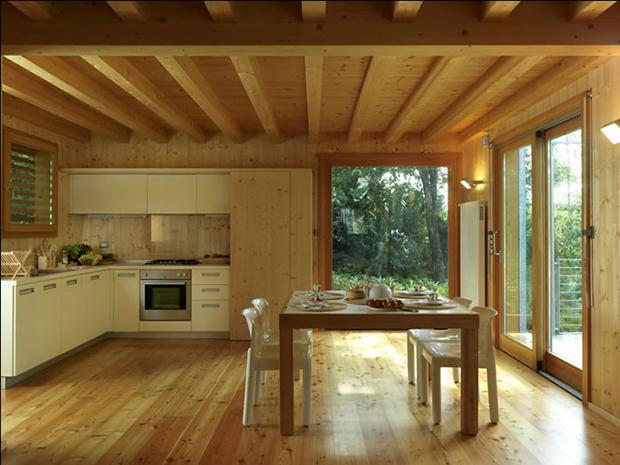 Perch scegliere il legno per le costruzioni I pregi