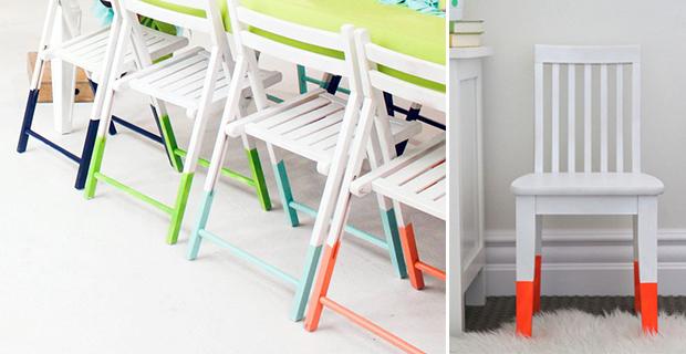 Io amo le classiche sedie in legno in tutti i colori con seduta in. Come Rinnovare Sedie In Legno Idee E Colori
