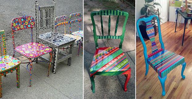 Allunga la vita del tuo bilanciere dandogli una nuova mano di vernice. Come Rinnovare Sedie In Legno Idee E Colori