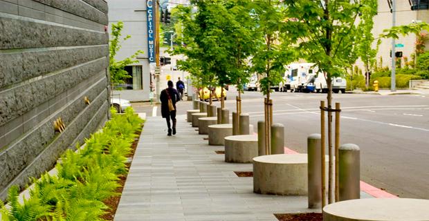 Dal cordolo al marciapiede unevoluzione che rivoluzion lambiente urbano